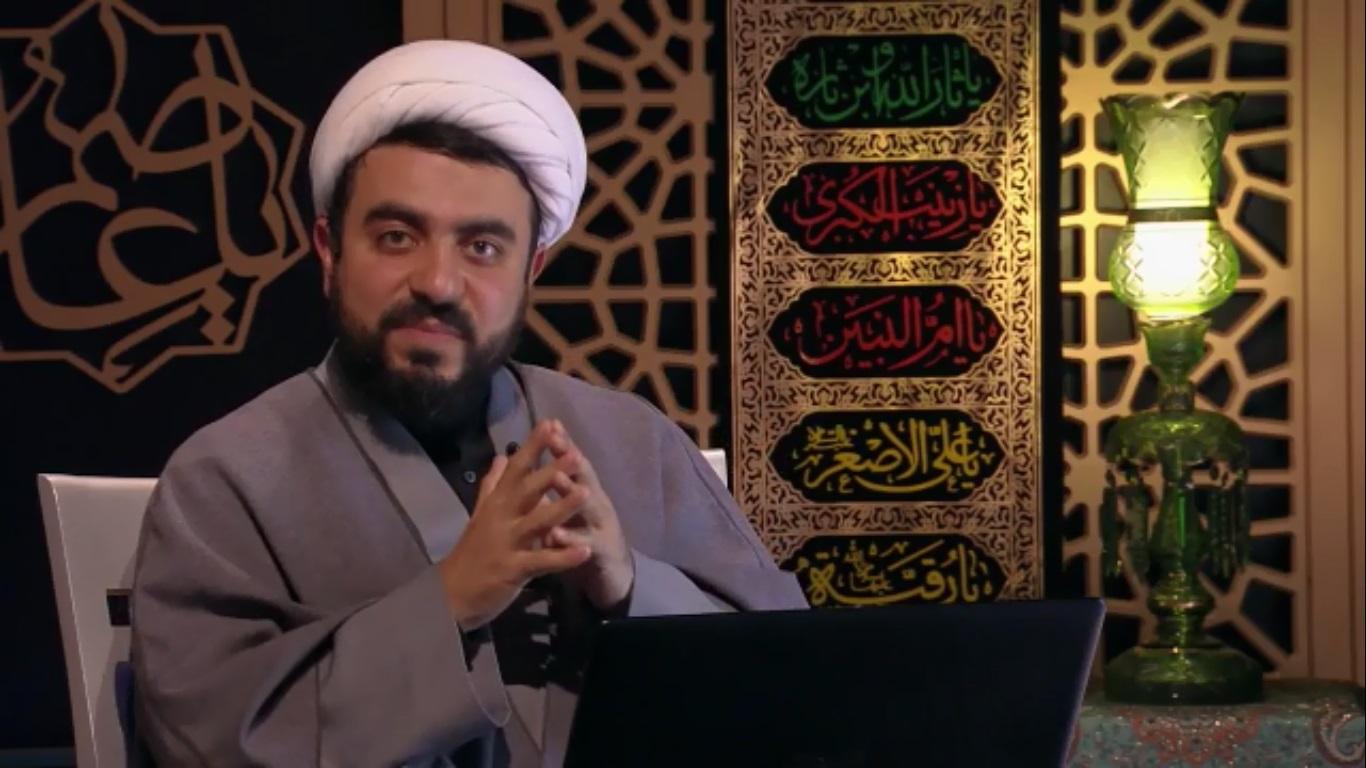 عاشوراء في فكر الإمام الخميني رحمه الله في برنامج (مصباح الهداية) من قناة الإمام الرضا عليه السلام