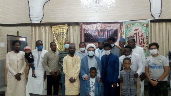 سخنرانی به مناسبت جشن عید غدیر و آزادی شیخ ابراهیم زکزاکی